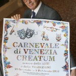 Marca Maccapani, direttore artistico del Carnevale